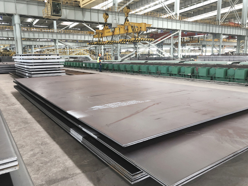 JIS G3106 SM570 hot rolled steel plate