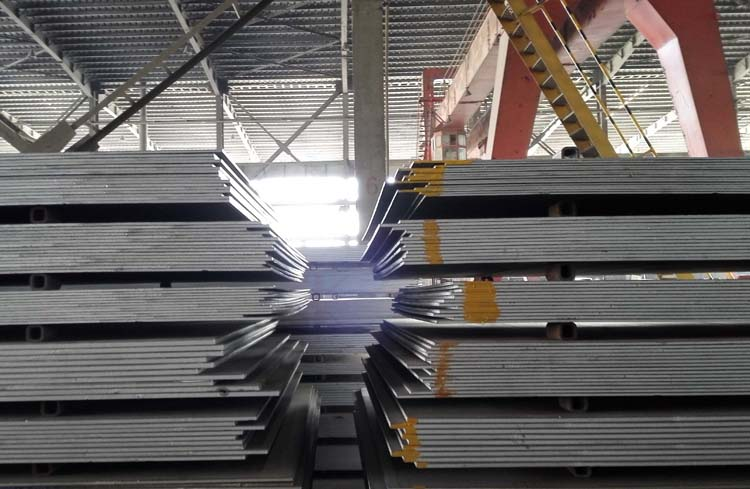 JIS G3106 SM400A steel plate with low alloy high strength