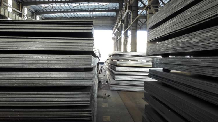 Low alloy high strength JIS G3106 SM490A steel plate