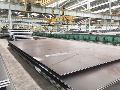 JIS G3106 SM400C structural steel sheet